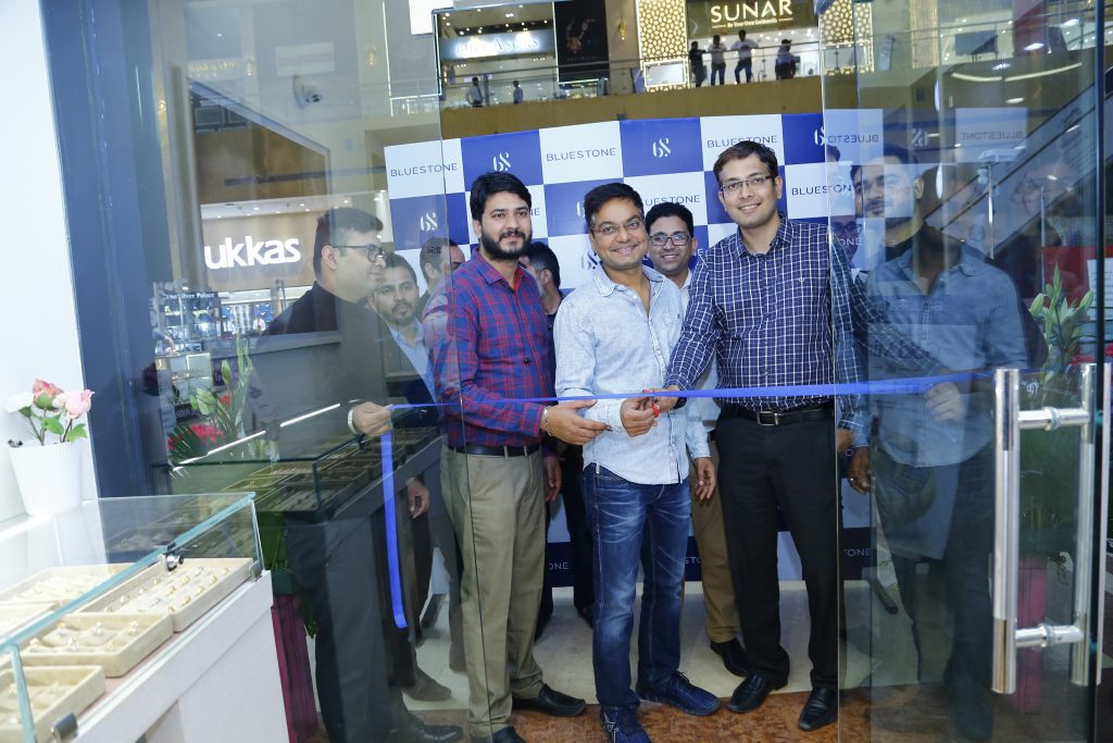 Bluestone store launch