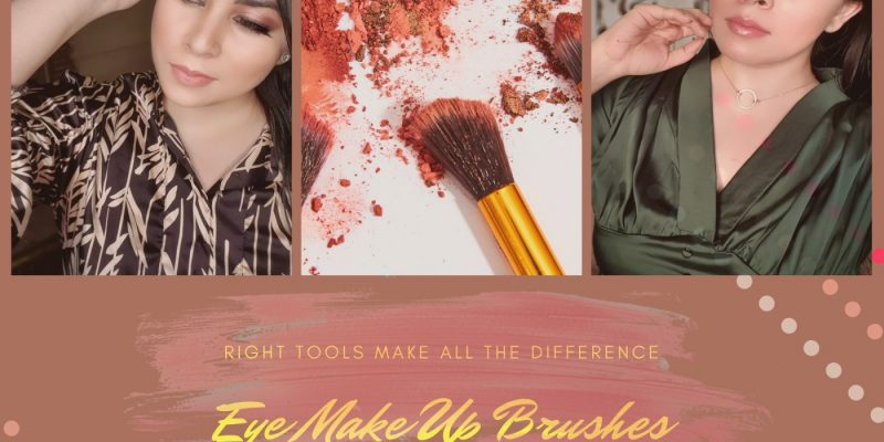 must have eye makeup brushes and tools